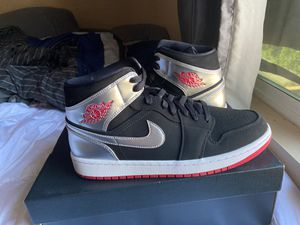 """AIR JORDAN 1 MID """" Johnny Kilroy """" NEW! Never worn SIZE 10 for Sale in Temecula, CA"""