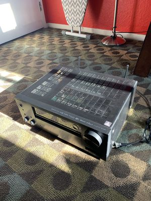 Onkyo AV Receiver TX-NR676 for Sale in San Jose, CA