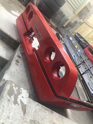 Late 1986 corvette rear complete bumper for Sale in Chicago, IL
