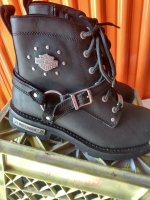 Harley Davidson womens boots BRAND NEW!! for Sale in Kissimmee, FL