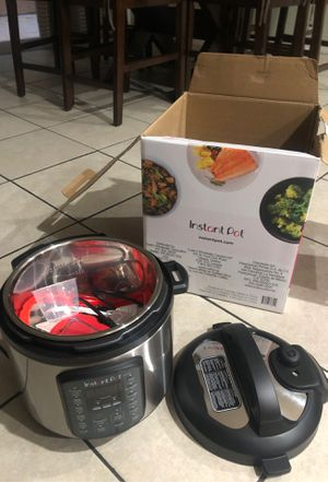 Instant pot duo SV for Sale in Palmdale, CA