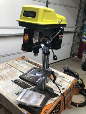 Brand new ryobi drill press for Sale in Fontana, CA