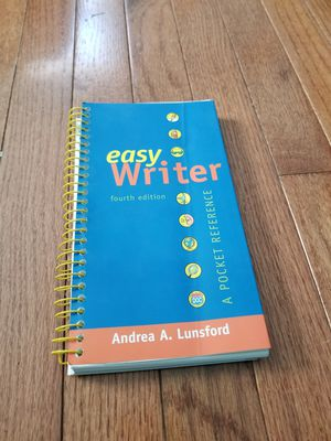 Easy writer textbook for Sale in Rockville, MD