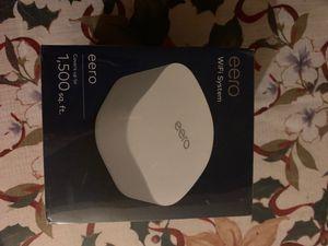 Eero WiFi router for Sale in Dallas, TX