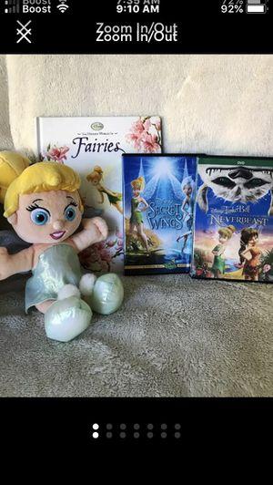 Tinkerbell Bundle for Sale in Melbourne, FL