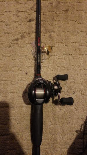 KVD signature series rod and reel Quantum for Sale in Kernersville, NC