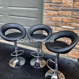 New 3 Black Stools for Sale in Orlando, FL