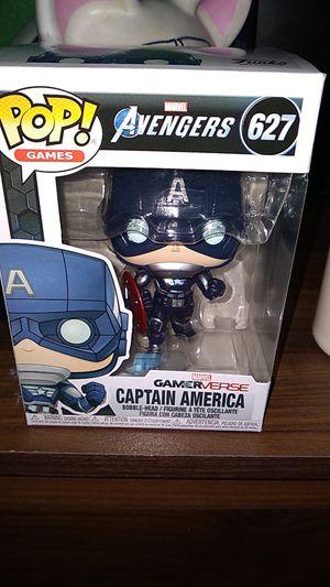 Captain America pop figure for Sale in Houston, TX