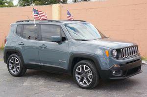 2018 Jeep RENEGADE for Sale in Hialeah, FL