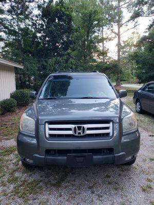 2008 Honda Pilot EX-L 4x4 Fully Loaded (Clean Title w/Carfax) for Sale in Lake Ridge, VA