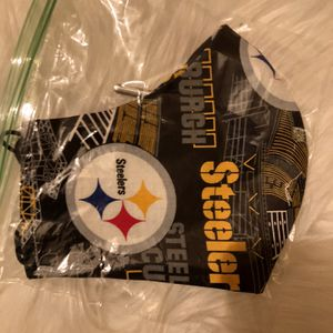Pittsburgh Steelers Face Mask for Sale in Chesapeake, VA
