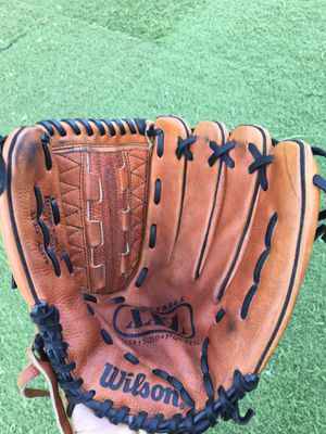 Wilson XXL Softball Glove Leather. for Sale in Fresno, CA
