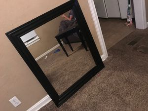 Black mirror for Sale in Wichita, KS