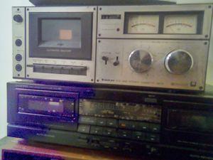 Vintage Cassette Decks for Sale in Los Angeles, CA