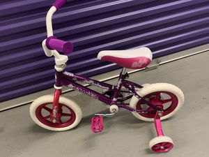 Upland Girls' 12in in Dragonfly Bike for Sale in Duluth, GA