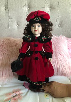 Collectible antique porcelain doll for Sale in Salt Lake City, UT