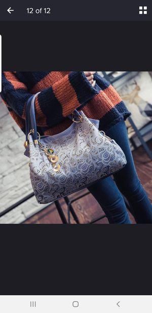 Messenger Tote Bag Ladies PU Leather Shoulder Purse for Sale in Longwood, FL