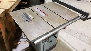 """Table saw -DELTA Unisaw 10"""" for Sale in Portland, OR"""