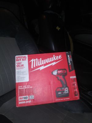 Brand new milwawkee drill for Sale in Las Vegas, NV