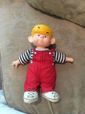 Vintage Dennis the Menace doll for Sale in Portland, OR