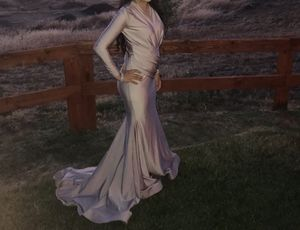 Jessica Angel Dress, Prom, Blush Pink, Classy, for Sale in Union City, CA