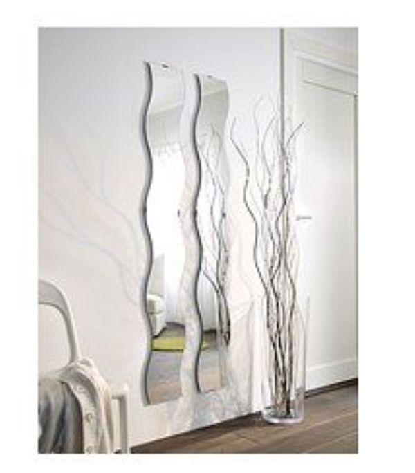 IKEA wavy mirrors