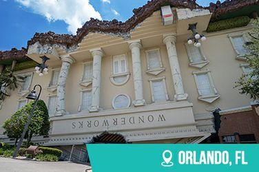 Wonderworks Tickets for Sale in Orlando,  FL