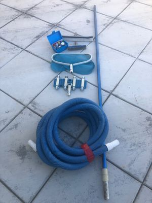 Pool kit cleaning for Sale in Tracy, CA