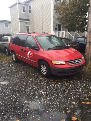 Plymouth / dodge caravan mini van for Sale in Long Branch, NJ