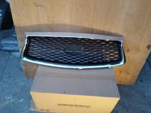 2018 2019 Infiniti Q50 upper front Grille OEM 62310 6HH0A for Sale in Wilmington, CA