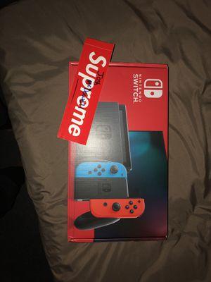 Nintendo switch blue an red joy con for Sale in Hudson, FL
