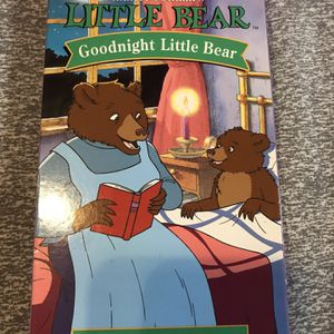 Goodnight Little Bear VHS for Sale in Elma, WA