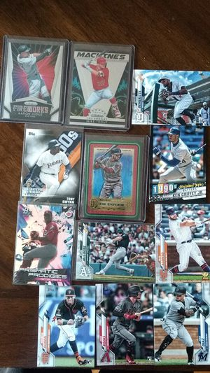 2019/2020 Baseball Cards/Rookies,inserts,All Stars. for Sale in Clarksville, IN