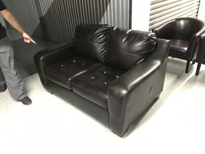Black couch set for Sale in Tarpon Springs, FL