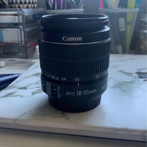 Canon 18-55mm for Sale in Corona, CA