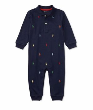 Polo Ralph Lauren Newborn Infant Boy's Onsie for Sale in San Antonio, TX