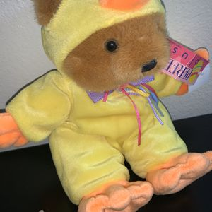 Main Joy Limited Teddy Easter Bear Plush Stuffed Animal for Sale in Las Vegas, NV