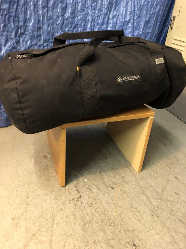 Large duffle bag