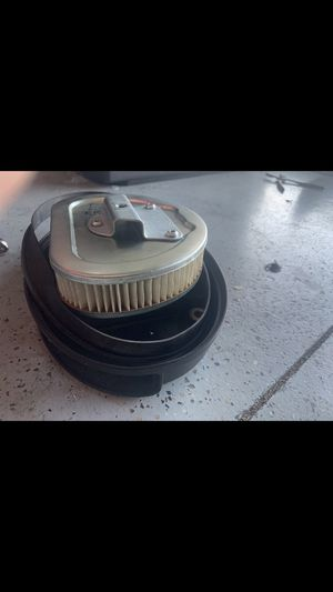 Harley Davidson air cleaner for Sale in Perris, CA