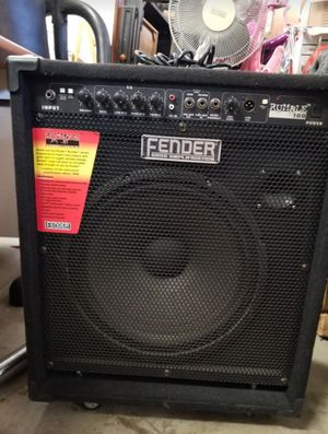 Fender Bass Amp - 100 watt for Sale in Perris, CA