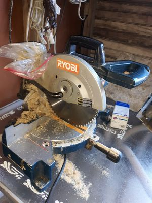 Ryobi chop saw for Sale in Hudson, ME
