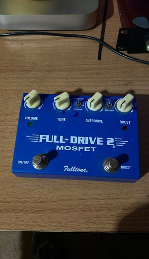 Fulltone full drive 2 MOSFET for Sale in Aurora, CO