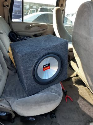 "POLK MOMO 10"" subwoofer 600 watts for Sale in Hawthorne, CA"
