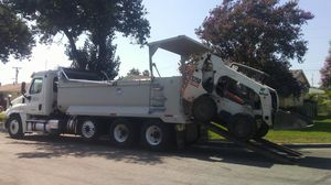 Bobcat and excavation. for Sale in La Puente, CA