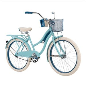 "bicycle 24"" Girls' Cruiser Bike, blue NEW for Sale in Pompano Beach, FL"