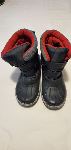 Thermolite kids boots size #2 for Sale in Houston, TX