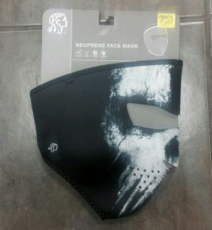 Mask a face mask for motorcycle helmet but OK for paintball construction welders painters brand new ghost skull Zanhead for Sale in San Diego, CA