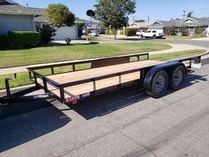 Carson Trailer Utility Car Hauler Toy Trailer for Sale in Huntington Beach, CA