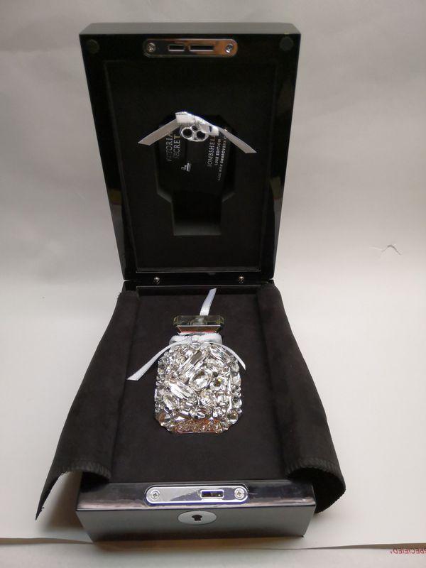 Victoria Secret bomb shell with SWOROBSKI cristals