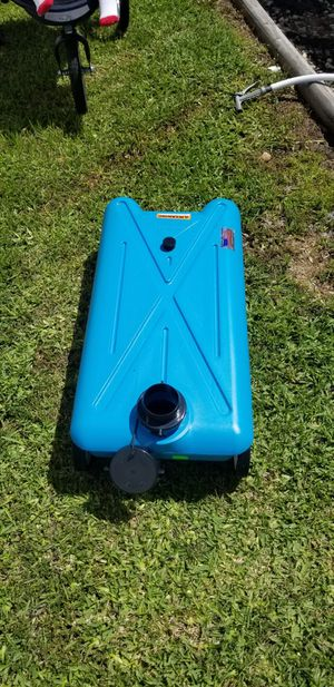 10 gallons rv waste tank brand new for Sale in Spring, TX